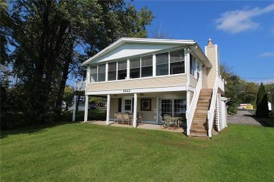 Single Family Home A-Active: 5940 Big Tree Rd