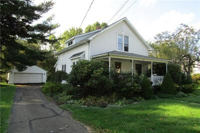 Frewsburg Single Family Home A-Active: 89 North Pearl Street