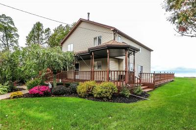 Cayuga County, Monroe County, Ontario County, Seneca County, Yates County Single Family Home A-Active: 6620 Shore Acres Drive