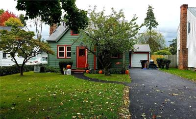 Rochester Single Family Home A-Active: 44 Cliffordale Park