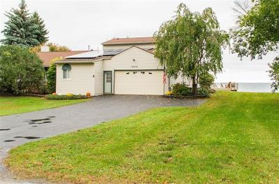 Orleans County, Monroe County, Niagara County, Erie County Single Family Home A-Active: 16879 Bald Eagle Drive