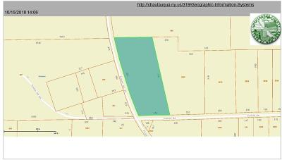 Chautauqua County Residential Lots & Land A-Active: Carlson Road