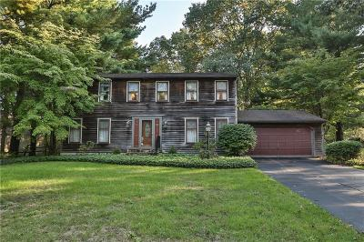 Pittsford Single Family Home A-Active: 97 Kirklees Road