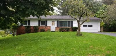 Lima NY Single Family Home U-Under Contract: $129,900