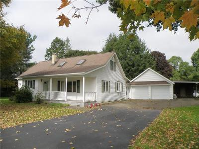 Single Family Home A-Active: 10696 Route 474