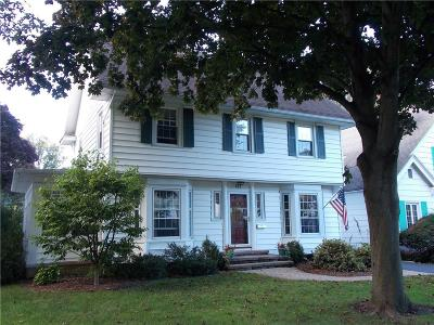 Rochester Single Family Home A-Active: 187 Chestnut Hill Drive
