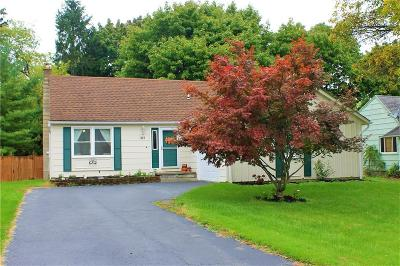 Penfield Single Family Home A-Active: 105 Willow Pond
