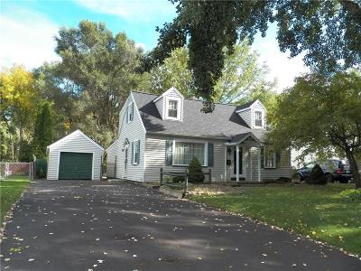 Rochester Single Family Home A-Active: 157 Alpine Road