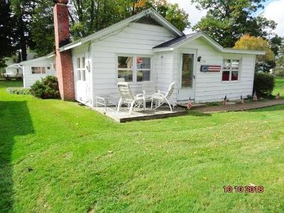 Chautauqua County Single Family Home A-Active: 4799 Chautauqua Avenue