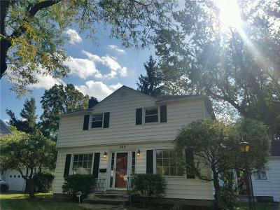 Rochester Single Family Home A-Active: 303 Wyndale Road