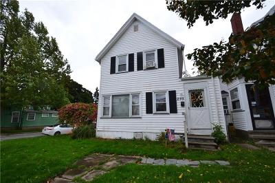 Rochester Multi Family 2-4 A-Active: 295 Beach Avenue