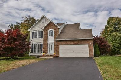 Webster Single Family Home A-Active: 1476 Ice Pond Way
