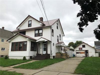 Dunkirk Single Family Home A-Active: 233 Lincoln Avenue