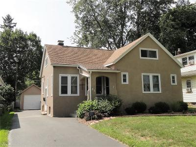 Rochester Single Family Home A-Active: 21 Beverly Hts