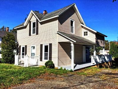 Jamestown NY Single Family Home A-Active: $54,900