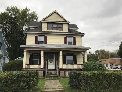 Jamestown NY Single Family Home A-Active: $79,900