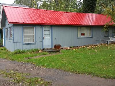 Webster Single Family Home A-Active: 1304-#43 Lake Road