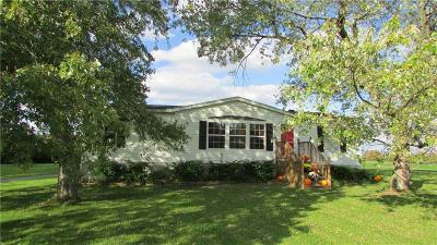 Canandaigua, Canandaigua-city, Canandaigua-town Single Family Home A-Active: 4044 State Route 488