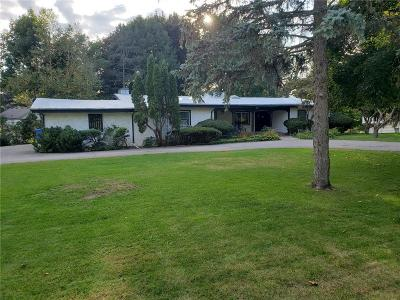 East Rochester Single Family Home A-Active: 39 Fairport Road