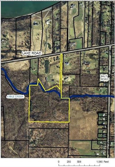 Webster Residential Lots & Land A-Active: Lake(1500-1600 Block) Road
