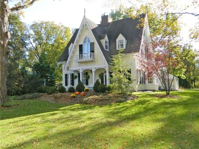 Pittsford Single Family Home A-Active: 41 Monroe Avenue