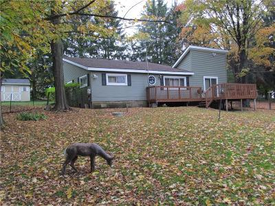 Single Family Home A-Active: 13999 King Road Road