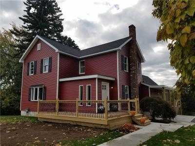 Monroe County Single Family Home A-Active: 343 Brooks Road