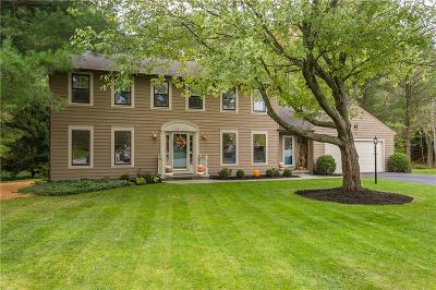 Pittsford Single Family Home A-Active: 18 Winchester Drive