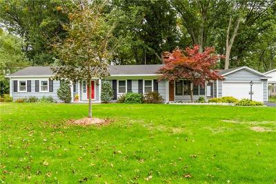 Pittsford Single Family Home A-Active: 104 Oak Manor Crescent