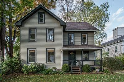 Single Family Home A-Active: 1177 Macedon Center Road