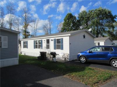 Webster Single Family Home A-Active: 898 Ridge Rd.