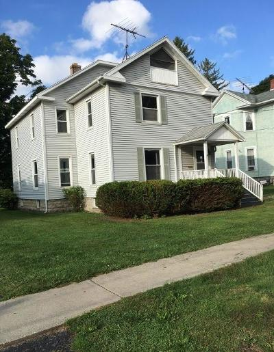 Genesee County Single Family Home A-Active: 76 West Main Street