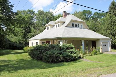 Ashville NY Single Family Home A-Active: $99,900