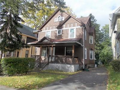 Rochester Single Family Home A-Active: 186 Augustine Street