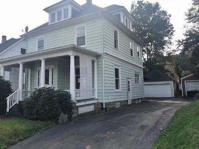 Jamestown NY Single Family Home A-Active: $32,000