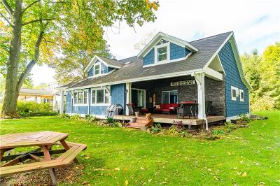 Stow NY Single Family Home A-Active: $549,000