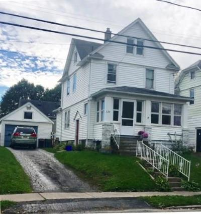 Monroe County Single Family Home A-Active: 228 West Chestnut Street