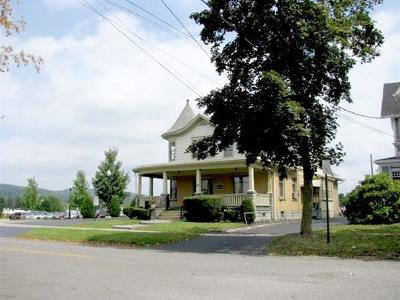 Olean NY Commercial A-Active: $129,000