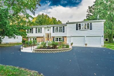 Webster Single Family Home A-Active: 1554 Plank Road
