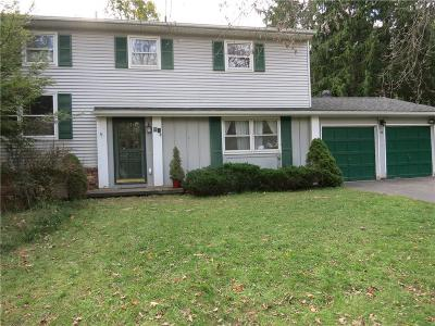 Pittsford Single Family Home A-Active: 67 Park Road