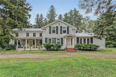 Single Family Home P-Pending Sale: 6153 & 6151 Route 5