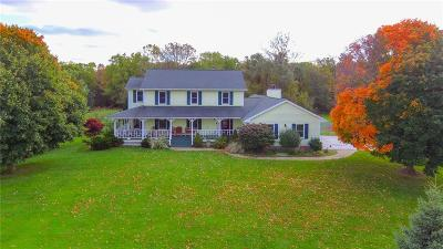 Genesee County Single Family Home A-Active: 6610 Tufts Road