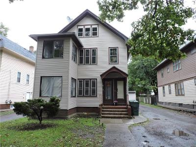 Monroe County Multi Family 2-4 A-Active: 550 Hollenbeck Street
