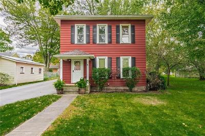 Single Family Home U-Under Contract: 5 East High Street