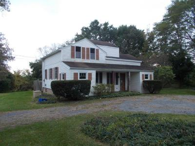 Rush Single Family Home A-Active: 935 Rush Scottsville Road