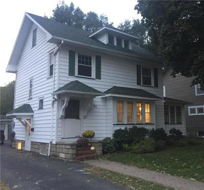 Irondequoit Single Family Home U-Under Contract: 87 Somershire Drive