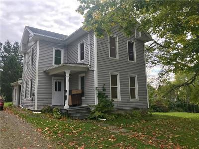 Multi Family 2-4 P-Pending Sale: 52 Chestnut Avenue