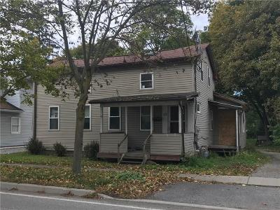 Dansville NY Single Family Home A-Active: $34,900