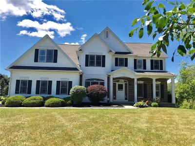 Webster Single Family Home U-Under Contract: 15 Claridge Circle