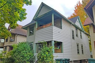 Monroe County Multi Family 2-4 U-Under Contract: 104 Ambrose Street